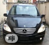 Photo Mercedes-Benz B-Class 2008 Black