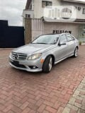 Photo Mercedes-Benz C350 2010 Silver
