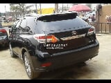 Photo Black lexus rx350 2014