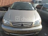 Photo 2003 Gold Automatic Toyota Sienna