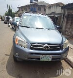 Photo Toyota Rav4 2007 Blue