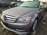 Photo 2009 Silver Automatic Mercedes-Benz C300