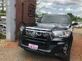 Photo 2014 Black Manual Toyota Hilux