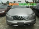 Photo 2010 Infiniti FX35 used car for sale in Bauchi...