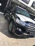 Photo New Toyota Land Cruiser 2019 Black
