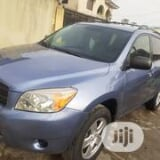 Photo Toyota RAV4 2008 Blue
