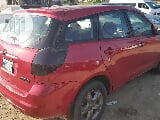 Photo Toyota Matrix 2007 Red