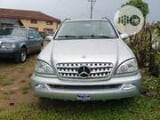 Photo Mercedes-Benz M Class 2003 Silver