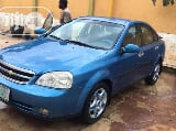 Photo Chevrolet Optra 1.6 Ls 2008 Blue