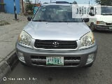 Photo Toyota Rav4 2004 Silver