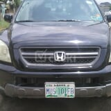 Photo 2005 Black Automatic Honda Pilot