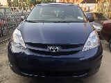 Photo Toyota Sienna 2006 Blue