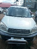 Photo Toyota Rav4 2003 Automatic Gold