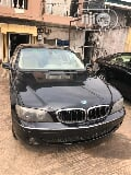 Photo Bmw 7 Series 2006 Black