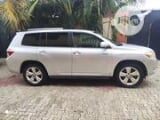 Photo Toyota Highlander Limited 2008 Silver