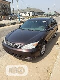 Photo Toyota Camry 2004 Purple