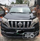 Photo Toyota Land Cruiser Prado 2014 Black