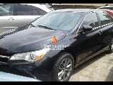 Photo Black toyota camry se 2015