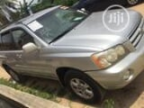 Photo Toyota Highlander 2002 Silver
