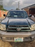 Photo Toyota 4-Runner 2005 Sr5 V6 4X4 Green