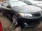 Photo 2013 Black Automatic Toyota Camry