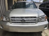 Photo 2004 Silver Automatic Toyota Highlander