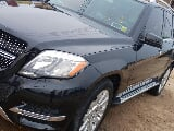 Photo Mercedes-Benz Glk-Class 2014 350 4Matic Black