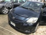 Photo Toyota Yaris 2007 Black