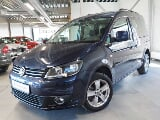 Bilde Volkswagen Caddy 2.0 140 TDI 4Motion DSG, 2013,...