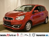 Bilde Mitsubishi Space Star 1,2 80 Invite+ CVT, 2018,...