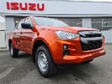 Photo 2021 isuzu d-max lx dble cab man 4wd