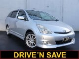 Photo Toyota wish sports * full bodykit alloys * 2009