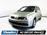 Photo 2006 Nissan Tiida - from $28.35 weekly