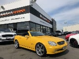 Photo Mercedes-Benz SLK230, 2001