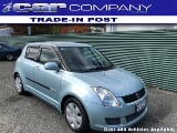 Photo Suzuki-Swift-2007