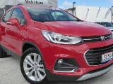 Photo 2018 Holden Trax LTZ Turbo