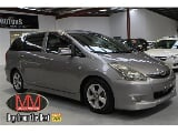 Photo 2006 toyota wish 7 seat, body kit grade 5.0