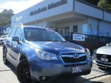 Photo 2015 Subaru Forester Sport NZ NEW
