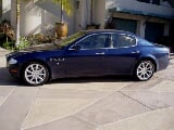 Photo Maserati Quattroporte