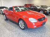 Photo Mercedes Benz SLK 230 Kompressor 1998