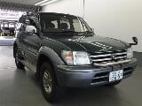 Photo 1996 Toyota Land Cruiser Prado 3.0TD TX