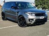 Photo 2017 Land Rover Range Rover Sport SDV6 HSE