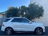 Photo Mercedes-Benz ML 63 rv-suv 2013 AMG 4WD for sale