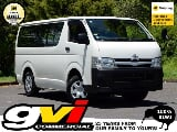 Photo Toyota, Hiace 4WD * 5 Speed / 9 Seat * 2013
