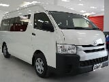 Photo Toyota Hiace Van 2017 Auto 3.0L 12 Seater NZ...