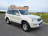 Photo 2008 toyota land cruiser prado tz g selection