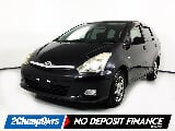 Photo 2008 Toyota Wish - from $26.81 weekly