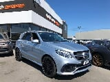 Photo 2016 MercedesBenz GLE 63 S AMG 4 Matic