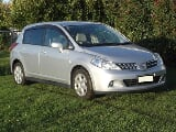 Photo Nissan Tiida Hatchback 2008 for sale