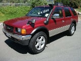 Photo Isuzu Wizard 5 Door 3.1L diesel Automatic